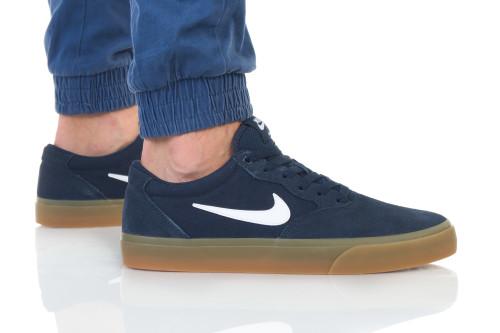 נעליים נייק לגברים Nike SB CHRON SLR - כחול