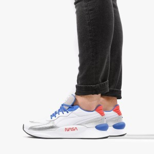 נעליים פומה לגברים PUMA RS 9.8 x Space Agency NASA - כסף