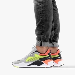 נעליים פומה לגברים PUMA RS-X Hard Drive - אפור/צהוב