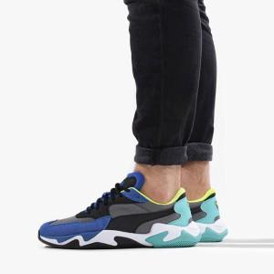 נעליים פומה לגברים PUMA Storm Origin Galaxy - צבעוני כהה