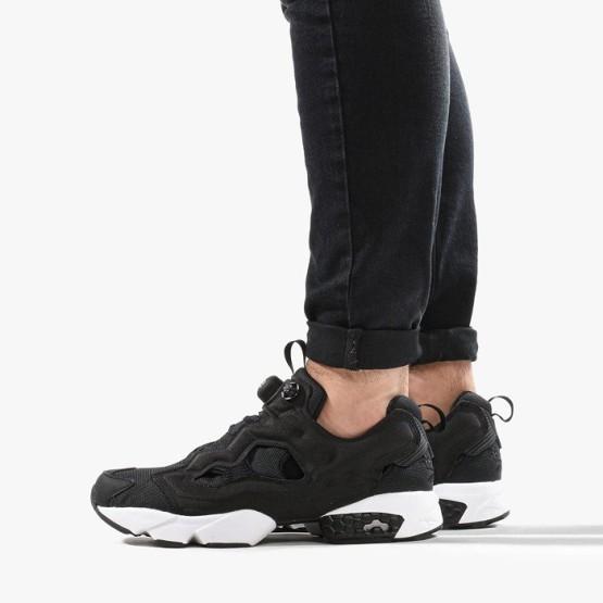נעלי סניקרס ריבוק לגברים Reebok Instapump Fury OG - שחור