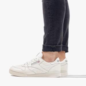 נעליים ריבוק לגברים Reebok Phase 1 Pro - לבן/אפור