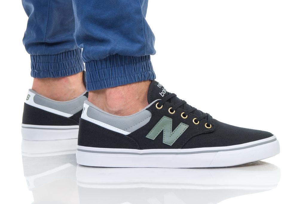 נעליים ניו באלאנס לגברים New Balance 331 - שחור/ירוק