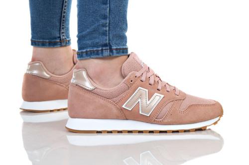 נעליים ניו באלאנס לנשים New Balance 373 - ורוד