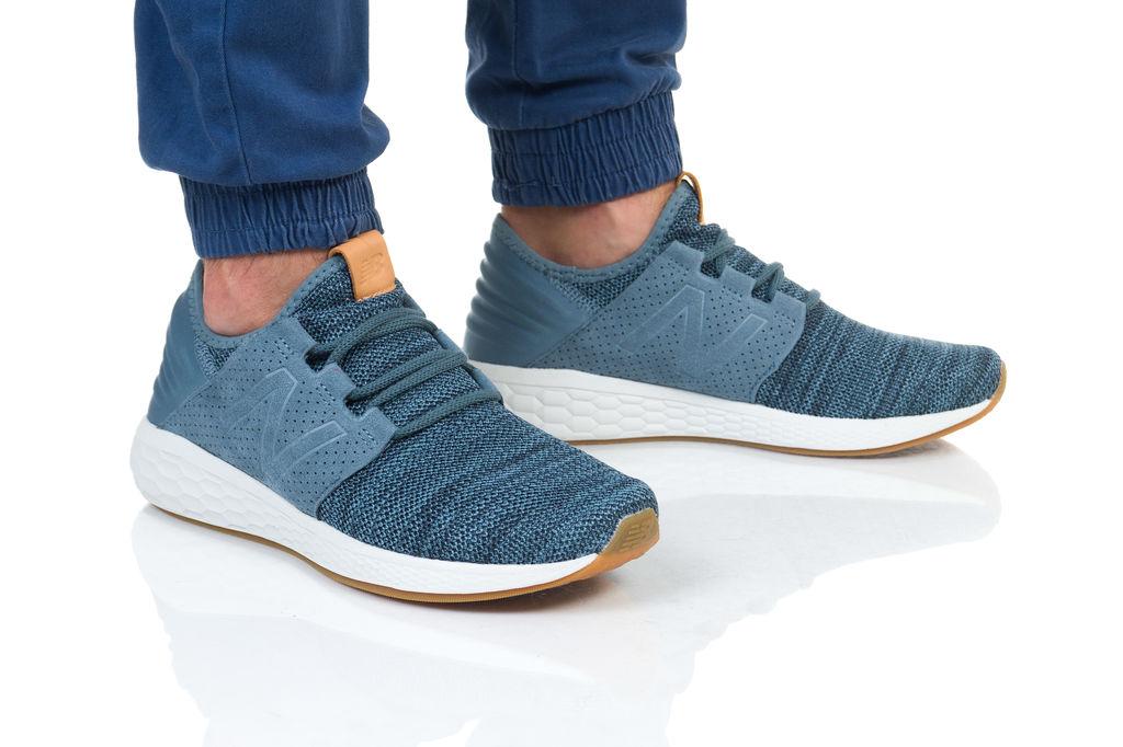 נעליים ניו באלאנס לגברים New Balance BUTY CRUZ - תכלת
