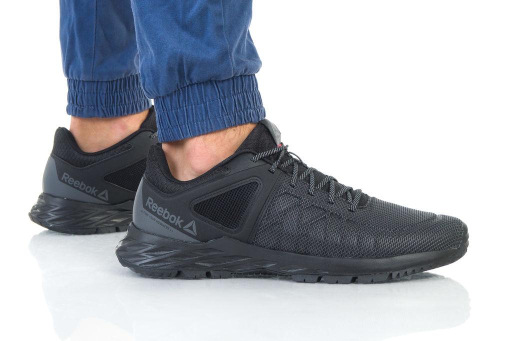 נעליים ריבוק לגברים Reebok ASTRORIDE TRAIL 2 - שחור פחם