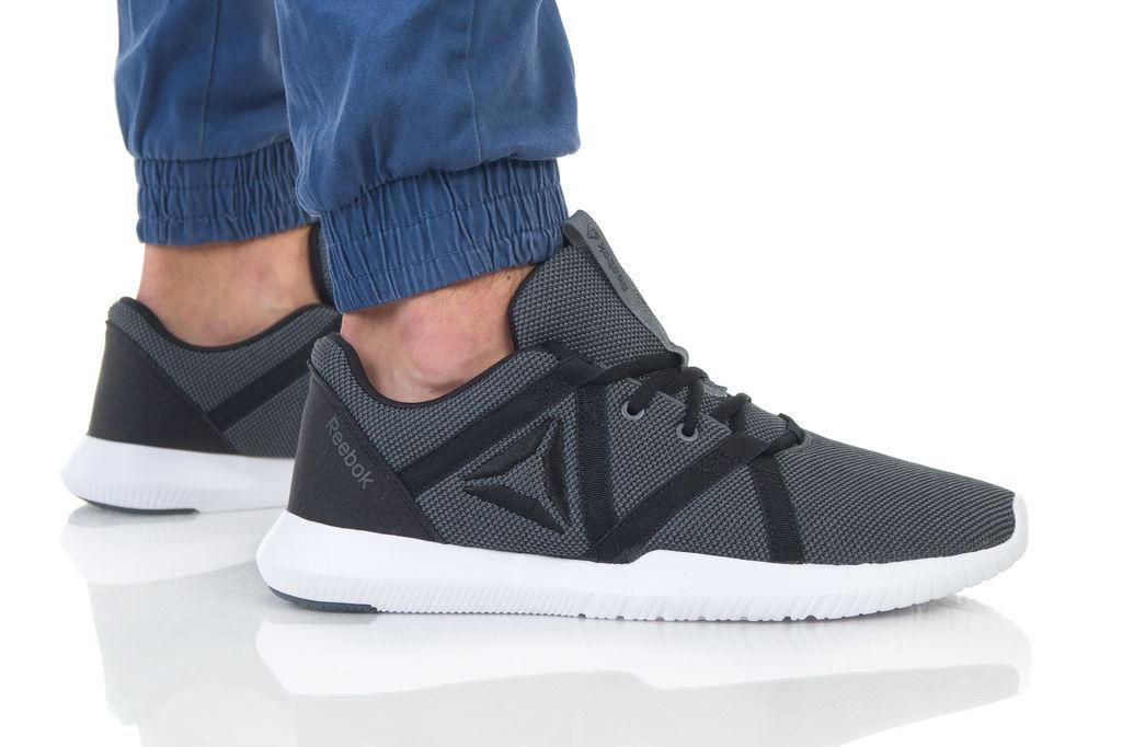 נעליים ריבוק לגברים Reebok REAGO ESSENTIAL - אפור כהה