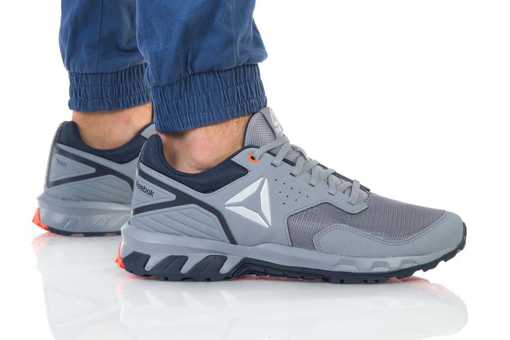 נעליים ריבוק לגברים Reebok RIDGERIDER TRAIL - אפור בהיר