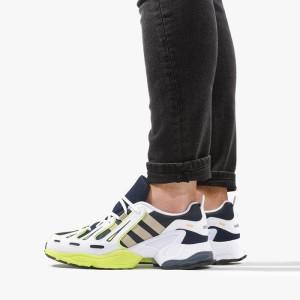 נעליים Adidas Originals לנשים Adidas Originals Equipt Gazelle EQT - לבן/צהוב