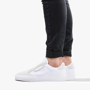 נעליים Adidas Originals לגברים Adidas Originals Originals Continental Vulc - לבן