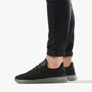 נעליים Adidas Originals לגברים Adidas Originals  Deerupt Runner - שחור