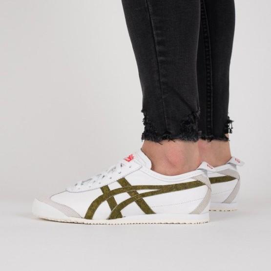 נעליים אסיקס לנשים Asics Onitsuka Tiger Mexico 66 - לבן