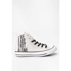 נעליים קונברס לנשים Converse CHUCK TAYLOR ALL STAR HI 468 - לבן הדפס