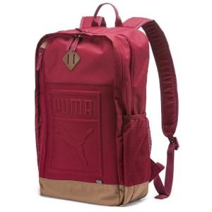 אביזרים פומה לנשים PUMA Backpack S - אדום