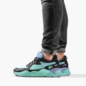 נעליים פומה לנשים PUMA RS-X Tracks MTV - לבן/ירוק