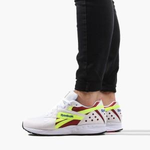 נעליים ריבוק לגברים Reebok Pyro - לבן/צהוב