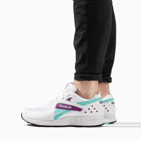 נעליים ריבוק לגברים Reebok Pyro - לבן/סגול
