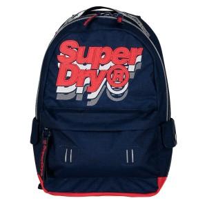 אביזרים סופרדרי לנשים Superdry Jacky Montana - כחול/אדום