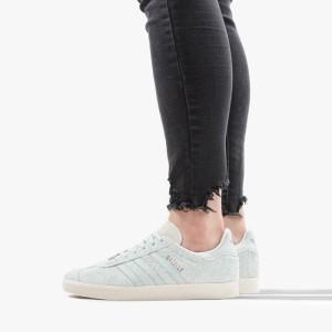 נעליים אדידס לנשים Adidas Gazelle - תכלת
