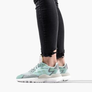 נעליים Adidas Originals לנשים Adidas Originals Nite Jogger Boost - ירוק