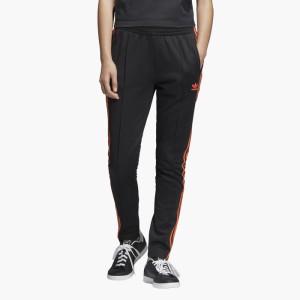 ביגוד Adidas Originals לנשים Adidas Originals  3-Stripes Track Pants - שחור