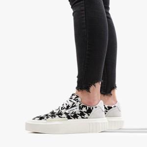 נעליים Adidas Originals לנשים Adidas Originals Hypersleek - שחור/לבן