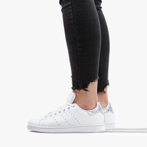 נעליים Adidas Originals לנשים Adidas Originals Stan Smith - לבן