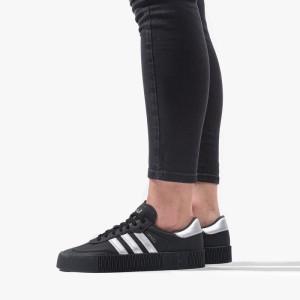 נעליים Adidas Originals לנשים Adidas Originals Sambarose - שחור
