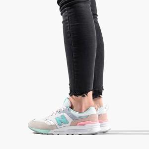 נעליים ניו באלאנס לנשים New Balance CW997HBA - לבן/אפור