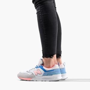 נעליים ניו באלאנס לנשים New Balance CW997HBA - לבן/ורוד