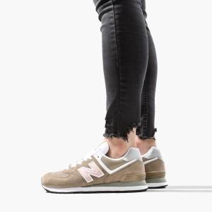 נעליים ניו באלאנס לנשים New Balance WL574BTB - בז'
