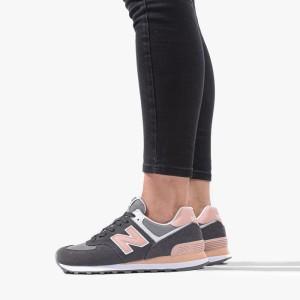 נעליים ניו באלאנס לנשים New Balance WL574WNA - אפור