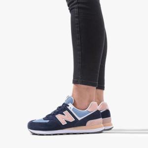 נעליים ניו באלאנס לנשים New Balance WL574WNA - כחול כהה