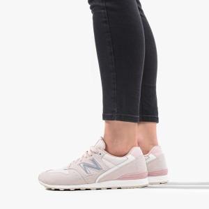 נעליים ניו באלאנס לנשים New Balance WL996FC - ורוד בהיר