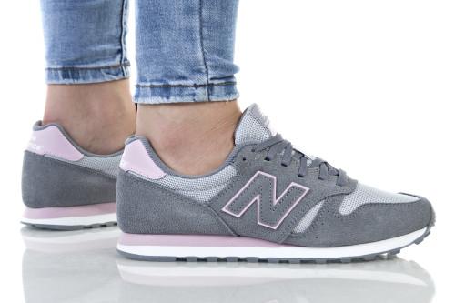 נעליים ניו באלאנס לנשים New Balance 373 - אפור