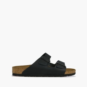 כפכפים בירקנשטוק לגברים Birkenstock Arizona - שחור מלא