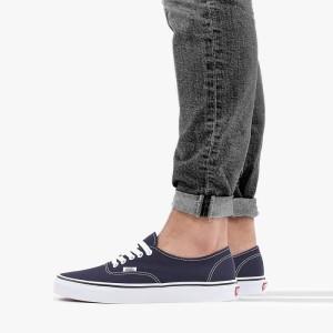 נעליים ואנס לגברים Vans Authentic - תכלת/כחול