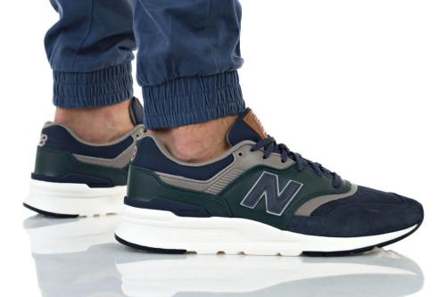 נעליים ניו באלאנס לגברים New Balance 997 - ירוק