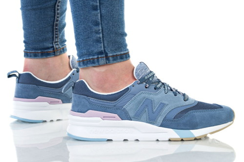 נעליים ניו באלאנס לנשים New Balance 997 - ורוד