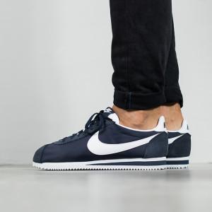 נעליים נייק לגברים Nike CLASSIC CORTEZ NYLON - כחול