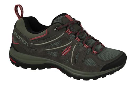 נעלי הליכה סלומון לנשים Salomon Ellipse 2 Aero - ירוק