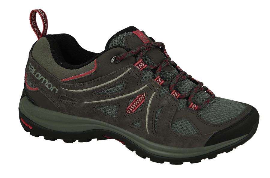 נעליים סלומון לנשים Salomon Ellipse 2 Aero - ירוק
