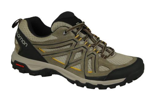 נעלי טיולים סלומון לגברים Salomon Evasion 2 Aero - חום