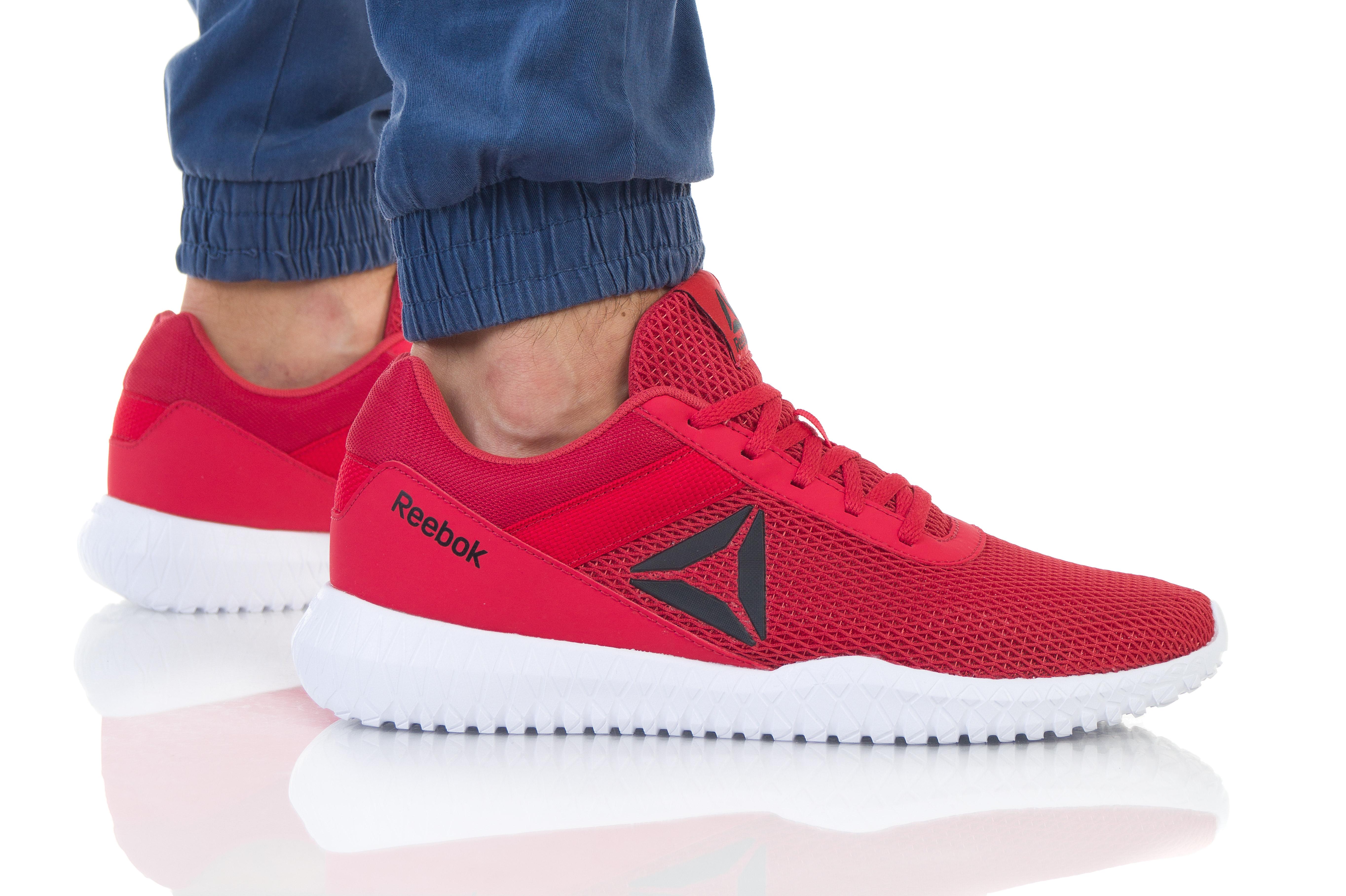 נעליים ריבוק לגברים Reebok Flexagon Energy TR - אדום