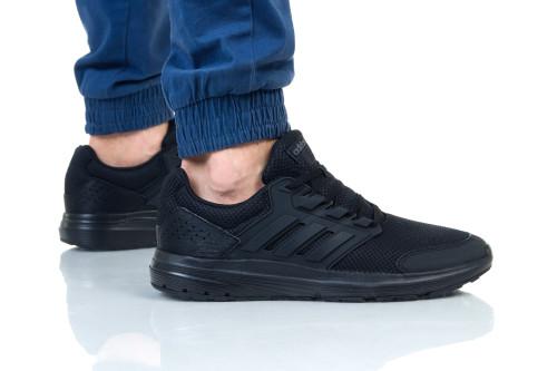 נעליים אדידס לגברים Adidas Galaxy 4 - שחור