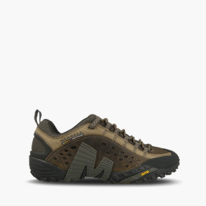נעלי טיולים מירל לגברים Merrell Intercept - חום
