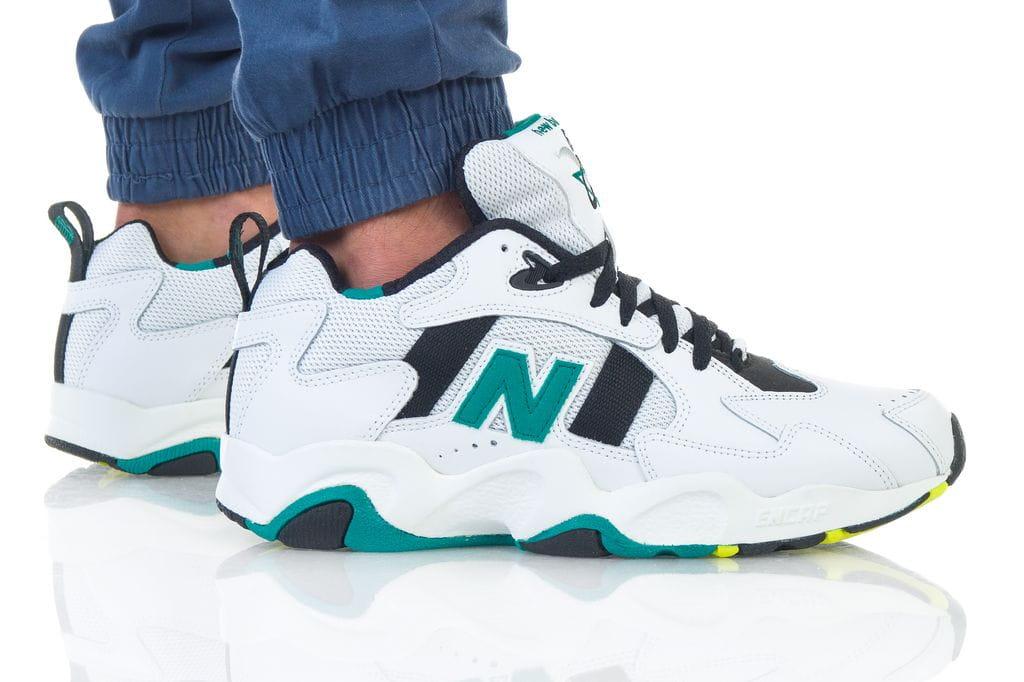 נעליים ניו באלאנס לגברים New Balance 650 - לבן