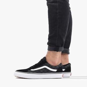 נעליים ואנס לגברים Vans Old Skool - שחור/אפור