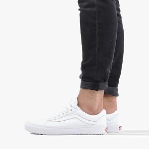 נעליים ואנס לגברים Vans Old Skool - לבן