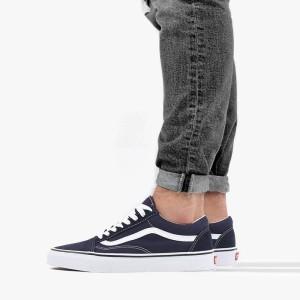 נעליים ואנס לגברים Vans Old Skool - כחול